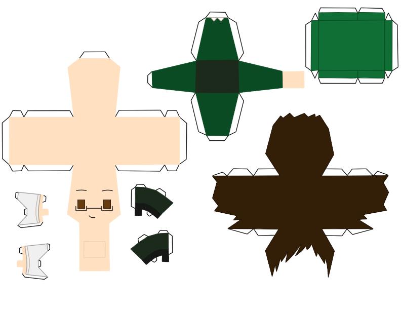 papercraft template akba katadhin co