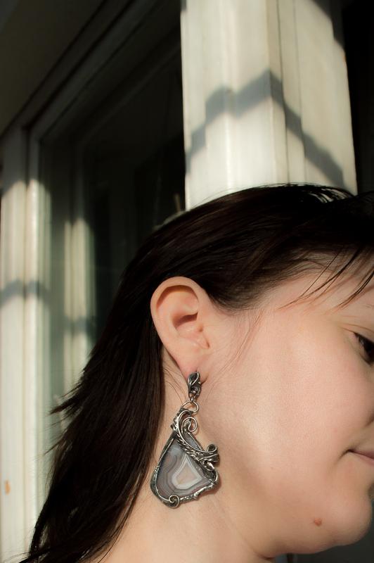 earrings by DARiyaKUTEPOVA
