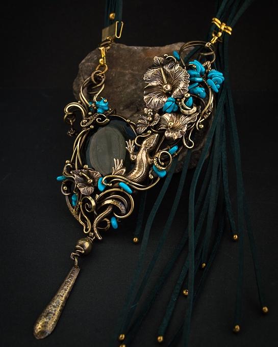 Jewelry by DARiyaKUTEPOVA