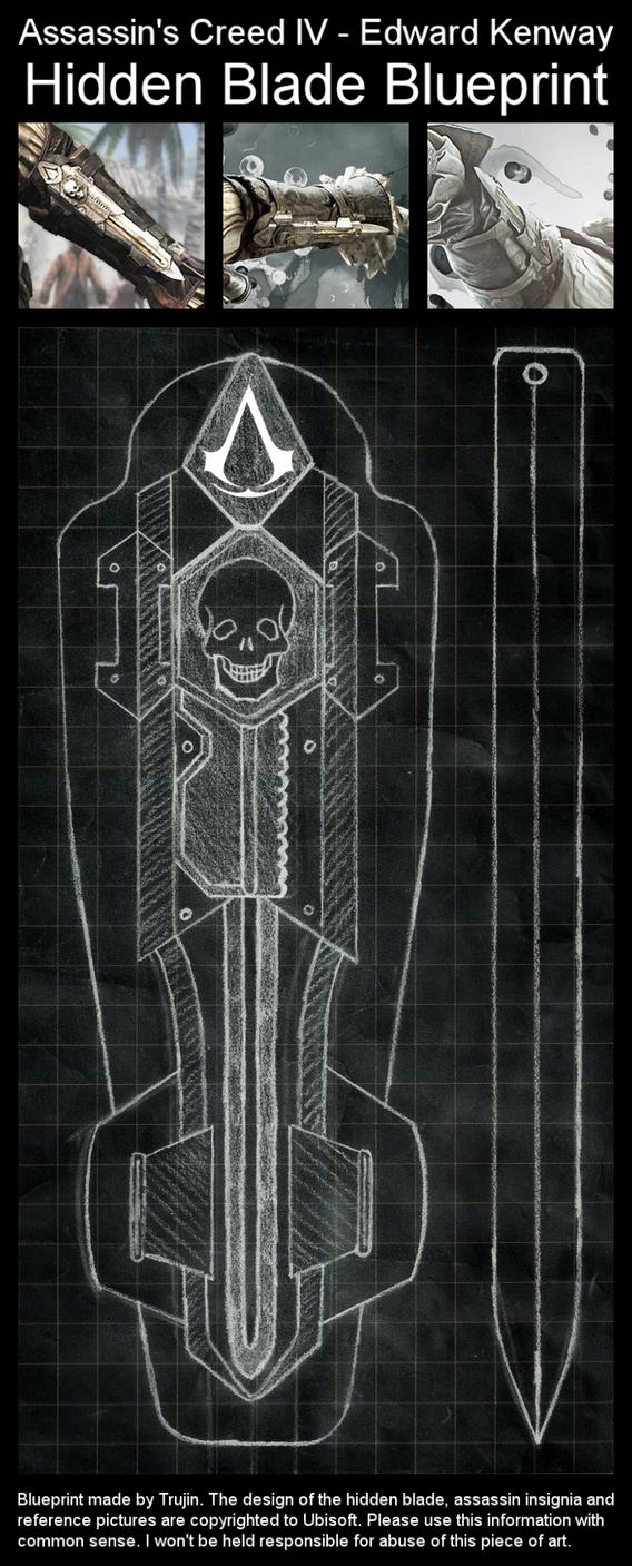 hidden blade edward kenway - photo #13