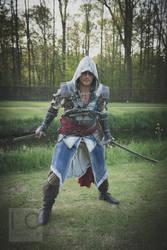Edward at Elfia - Ready for adventure by Trujin