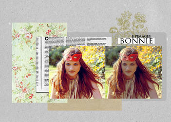 Bonnie Wright by nikoopotter