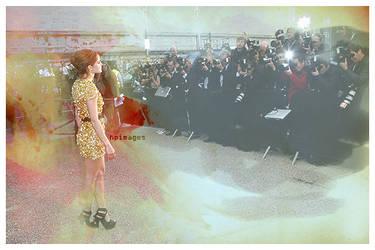 Emma Watson, London FWeek by nikoopotter