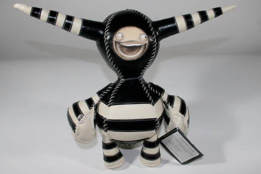 striped minion