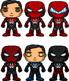 Funko Avenger! by RexCahar