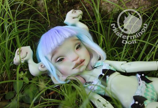 BJD Baby Nyx by Misterminoudoll