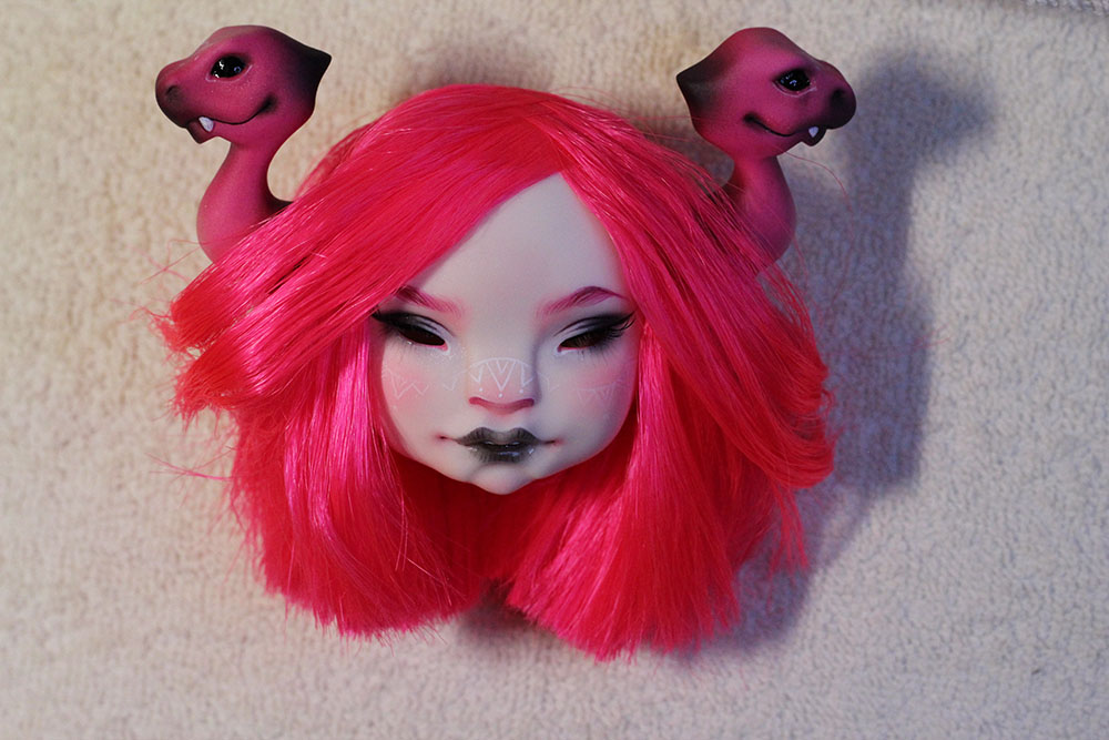 Baby Nyx for LDoll by Misterminoudolls