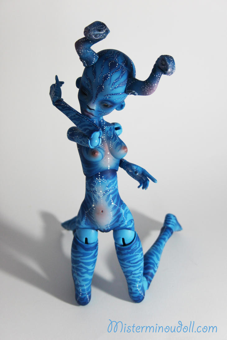 Avatar Nyx by Misterminoudolls