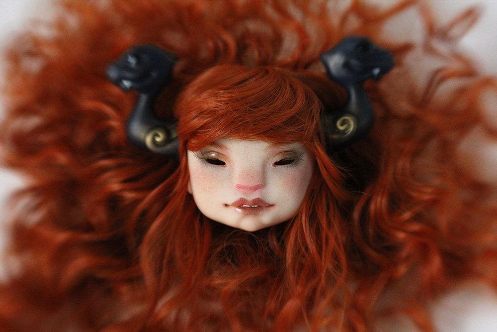 Baby Nyx for Doll rendez-vous exposition ! by Misterminoudolls