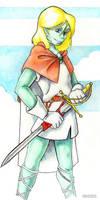 Prince Peasley by Earthenwing