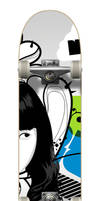 oxi skate board