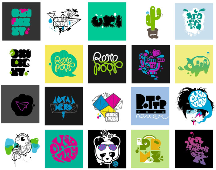 vector stock early 2009 by oxidizzy