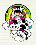 Moonita dan peri sapi