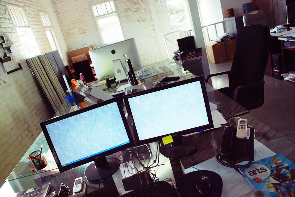Oxidizzy Workspace