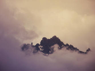 The Lonely Mountain by BaptisteWSF