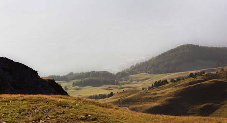 Down to the Valley by BaptisteWSF