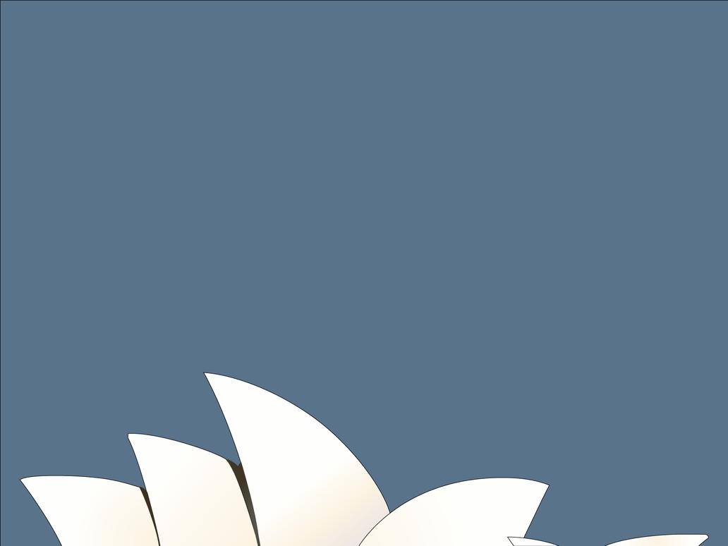 Vector of Sydney Opera House by hozzyk on DeviantArt