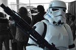 Storm Trooper (RI Comic Con Cosplay)