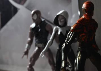 The Superior Spider-Man (Spider-Verse Series) by H-R-Germaine