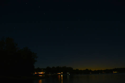 Big Dipper Over Champlain