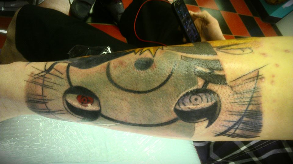uchiha tattoo designs madara - photo #28
