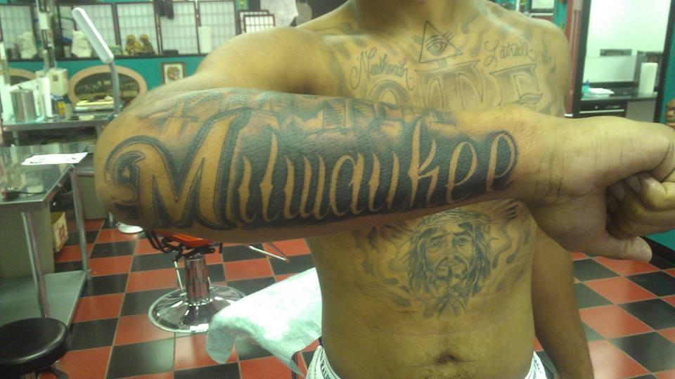 Milwaukee tattoo by deathtattoo83 on deviantart for Tattoo shops milwaukee