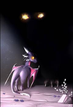The Dark master returns