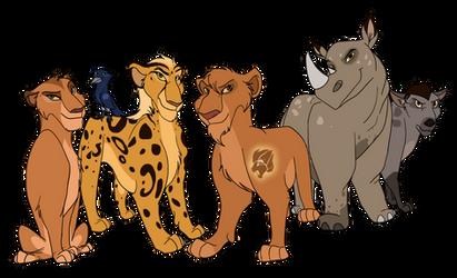 The Next Lion Guard