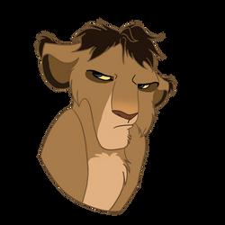 Grumpy Tendaji YCH