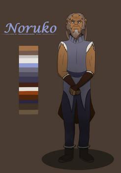 Noruko Ref sheet