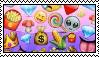 emoji stamp by SHOUTMILO