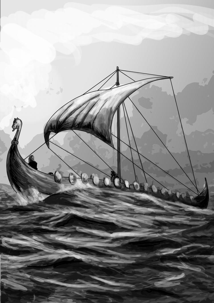 Ship by Svortress