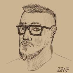Self-Portrait '18