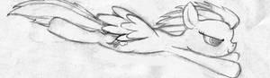 Dashing Dash Sketch