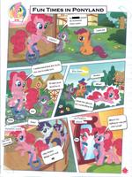 Funtimes in Ponyland 1 (pg. 1) by LimeyLassen