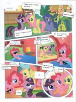 Funtimes in Ponyland 1 (pg. 2) by LimeyLassen