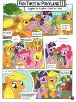 Funtimes in Ponyland 3 (Page 1) by LimeyLassen