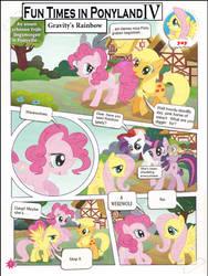 Funtimes in Ponyland 4 (Page 1) by LimeyLassen
