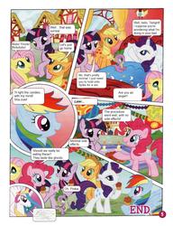Funtimes in Ponyland 5 (Page 4) by LimeyLassen