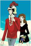 Lupin Girls No. 3: Julia