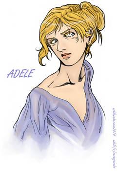 Adele -OC Fanart-