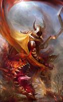 Dragon Gladiator ~ Assam by watt277