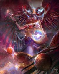 Goddess Cybele by watt277