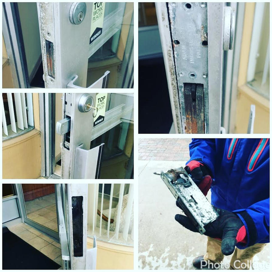 Commercial Lock Replaced by locksmithwilliamsvil