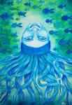 Underwater Upsidedown