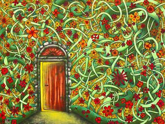 Secret Garden by aralk