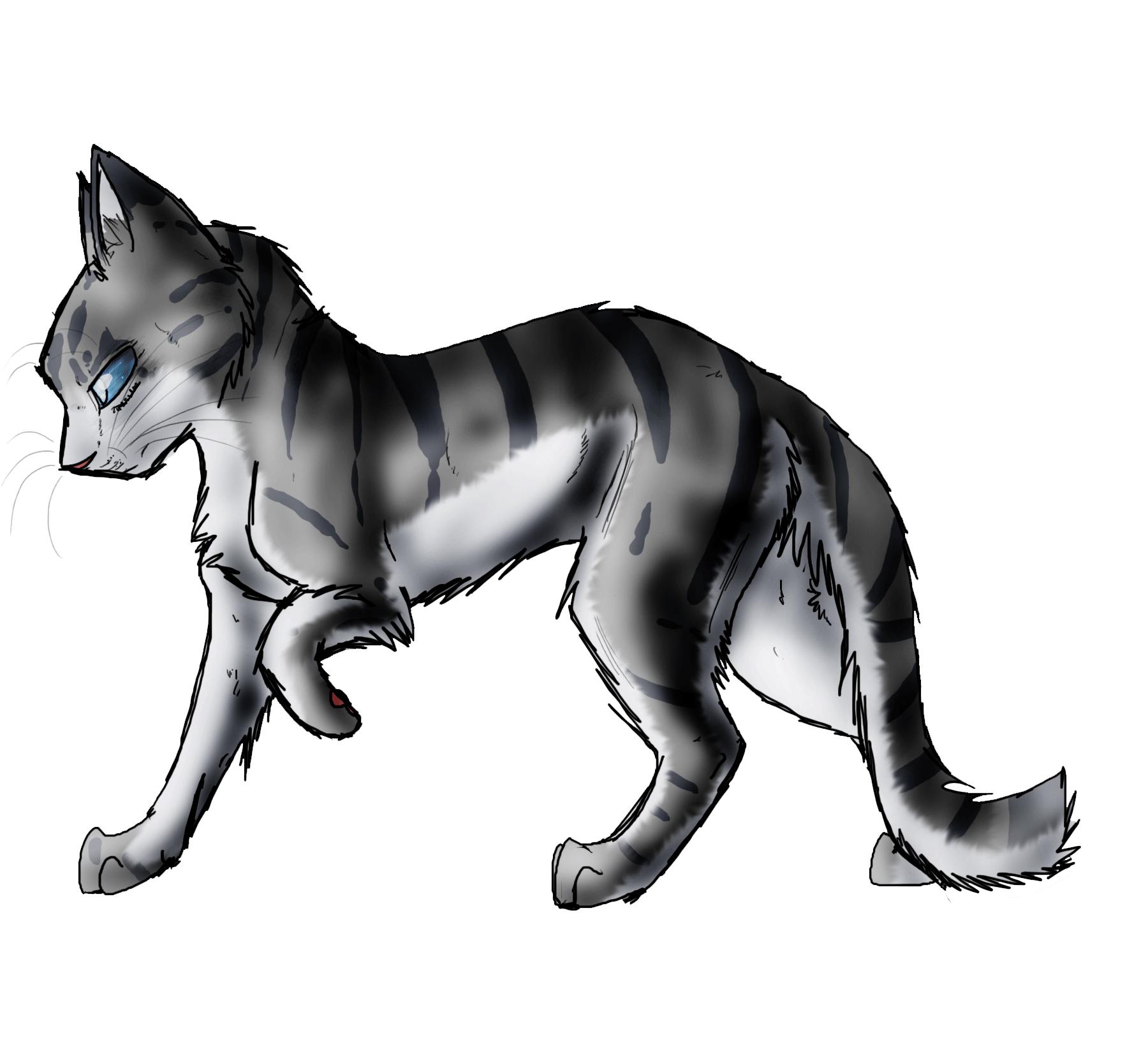 Jawpaw Alibi-cat Style By Alibi-cat On DeviantArt