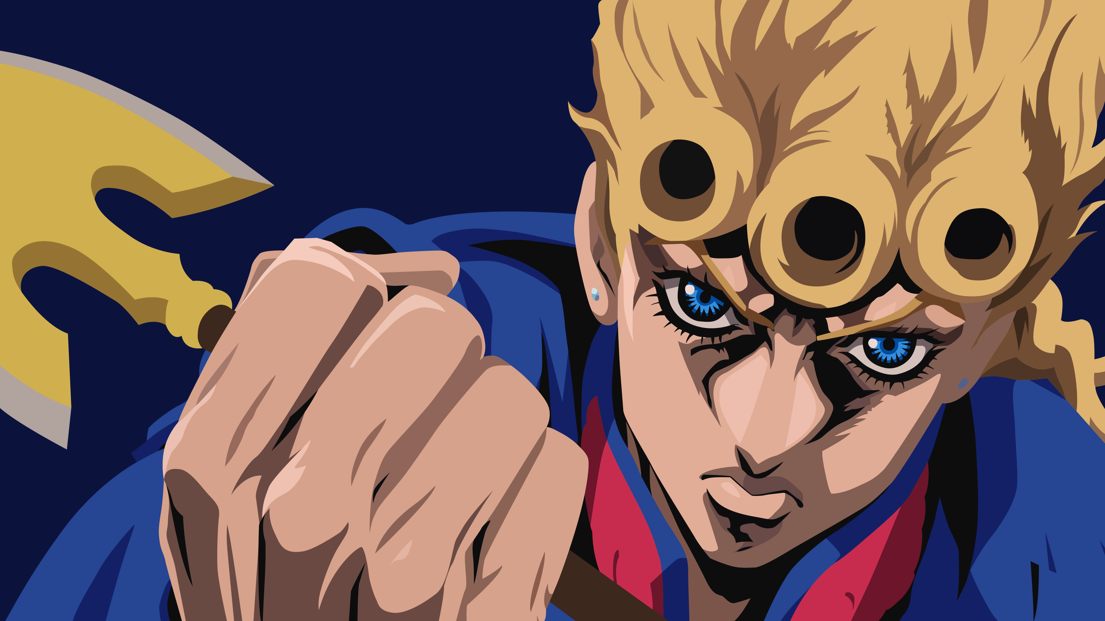 Giorno Giovanna Holding The Stand Arrow By Quasarbright On Deviantart It looks like you're using artstation from great britain. giorno giovanna holding the stand arrow