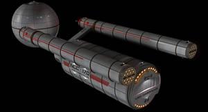 Daedalus Class ship 03
