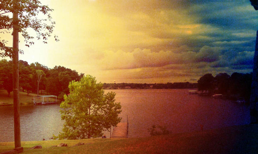 Drag Me Over The Rainbow... Send Me Away by kjmaverick